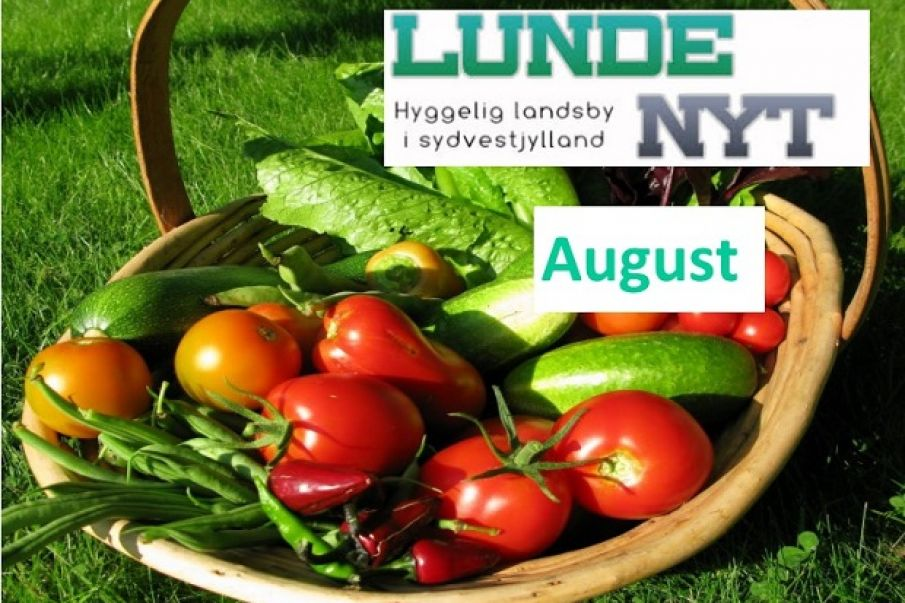 Lunde Nyt august 2019